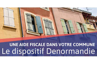 Dispositif Denormandie - Dispositif d'incitation fiscal pour les rénovations de bâtiments anciens