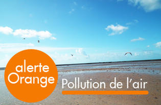 Épisode de pollution atmosphérique Alerte orange
