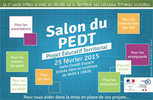 Salon du Projet Educatif Territorial