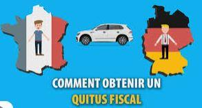 Comment obtenir son quitus fiscal ?